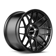 APEX ALLOY WHEEL ARC-8 17 X 9.0 ET30 SATIN BLACK 5X120MM 72.56MM
