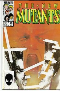 NEW MUTANTS (1983 series) #26 Back Issue Very Fine (7.75) First LEGION