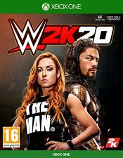 WWE 2K20 Microsoft Xbox One Game