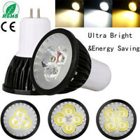 Dimmable 3W -15W CREE/Epistar Bulb Bright GU10 MR16 GU5.3 LED Spot Lights Lamp