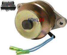 Dynamo Lichtmaschine Kubota 14V 14A mit Regler Gleichrichter 3-polig