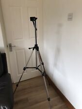 SLIK U 6000 3 Way Tripod Camera Stand Video/Photos- Fully Functional - Light Use