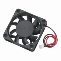 5pcs 12V 60mm 60x15mm Brushless Computer Cooling Cooler Fan 0.16A High Speed