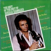 The Best Of The Best Of Merle Haggard - Vinyl LP Album Stereo - Near Mint