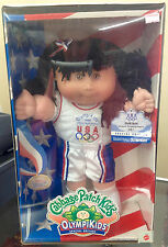 1996 Cabbage Patch Olympics Olympikids Basketball Special Edition Doll Misb