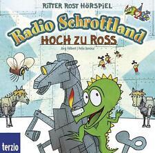 Ritter Rost Hörspiel: Radio Schrottland: Hoch zu Ross: Audio-CD - CD NEU