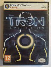 TRON Evolution JEU PC Walt Disney DVD ROM NEUF SOUS BLISTER