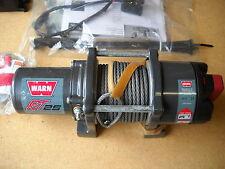 NOS Warn RT25 Suzuki ATV Winch 2500 lb Capasity 990A0-45052