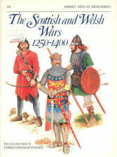 OSPREY MAA 151 SCOTTISH & WELSH WARS 1250-1400_WILLIAM WALLACE_ROBERT THE BRUCE