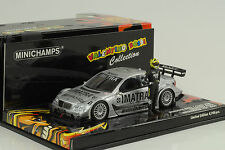 2006 Mercedes-Benz C-Class DTM Rossi Test Hockenheim 1:43 Minichamps