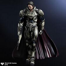 Personaggio Play Arti Kai Jor - El - Superman Man of Steel - Square Enix