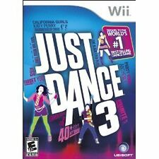 Just Dance 3 [Nintendo Wii], New, Free Shipping