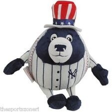 New York Yankees Plush Orbiez Animal