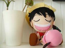 Neu ANIME MANGA One Piece LUFFY RUFFY & Chooper Plüsch Figur Set H:30cm 008