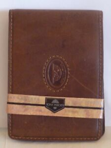 TONY PEROTTI ITALY LEATHER CREDIT CARD CASE HOLDER