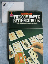 The Complete Patience Book - Basil Dalton OzSellerFasterPost!