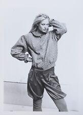 Michael Horowitz Silver Gelatin Fashion Photo Print 24x30cm Mode Wien 70er 80er