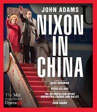 John Adams Nixon in China Blu-ray 2011 DVD 2013 Region 2