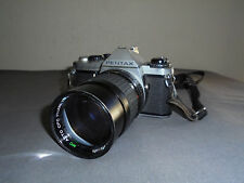 Pentax ME Super w/ CPC Phase 2 CCT 135mm 1:2.8 MACRO Lens - Parts Repair