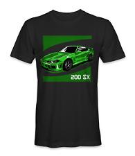 200sx nissan silvia car t-shirt