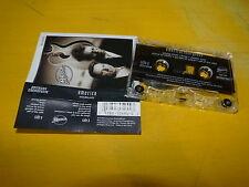 AMERICA - K7 audio / Audio tape !!! HOURGLASS !!!