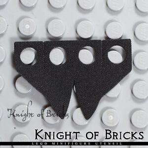 LEGO Minifigure BLACK Tuxedo Tails Cloth