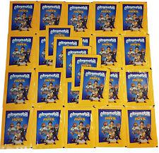 Blue Ocean Playmobil Movie Sticker  25 Tüten - 125 Sticker