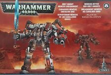 Warhammer 40k - Grey Knights - Grey Knight Nemesis Dreadknight