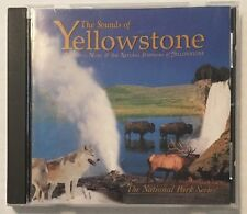 The Sounds of Yellowstone by Various Artists (CD, 1995, Orange Tree Productions)
