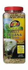 Zoo Med Natural Iguana Food Formula 20-Ounce, Adult Free Shipping