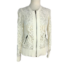 4418ece8a Ivory Bomber Floral Coats, Jackets & Waistcoats for Women for sale ...