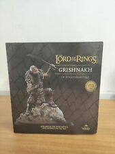 Weta - Lord Of The Rings - Grishnakh 1/6 Statuen -ITEM #02619-