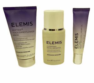 ELEMIS La Therapie spa range Revitalising Mask Night recovery cream