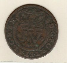 More details for 1721 portugal ten reis in good fine condition.