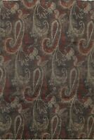 All-Over Paisley Agra Floral Oriental Area Rug Hand-knotted Wool Carpet 8'x10'