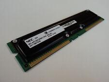 NEC RAM Memory Module 128MB PC800-45 RDRAM RIMM 184-Pin MC-4R128CEE6C-845