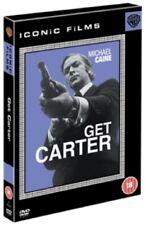 Get Carter (Michael Caine, Britt Ekland) New DVD Region 4