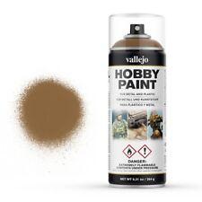 Vallejo Hobby Spray Fantasy Color Leather Brown 400 ml