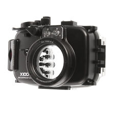 For Fujifilm X100T Camera 40M Underwater Waterproof Housing Case Cover Shell Bag