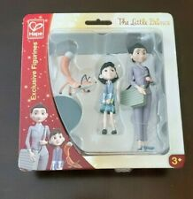 HAPE THE LITTLE PRINCE FIGURINES GIRL FOX WITH STANDS TOY FIGURE #824759