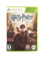 Harry Potter and the Deathly Hallows Part 2 (Microsoft Xbox 360, 2011) MINT, CIB