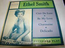 ETHEL SMITH Organ Solos Vol. 2 Extended Play 45 Decca