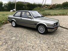 RARE Otto Models 1:18 - BMW E30 325i Coupé Phase 2 grey - OT571 - Otto Mobile