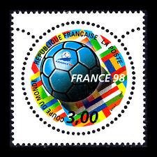 France 1998 - Football World Cup France Sports Soccer - Sc 2628 MNH