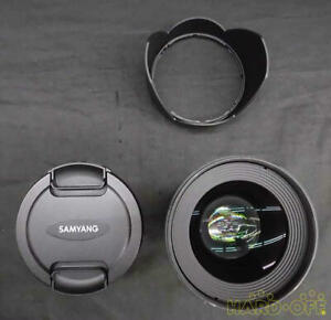 Samyang For Canon 35Mm 1.4 As Umc Bcp23605