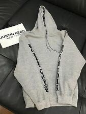 Justin Bieber Purpose tour x hoodie sweatshirt sz. 2XL