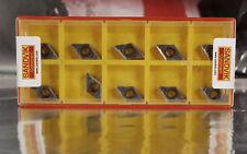 10 Plaques Tournant DCGX 11 t3 04-al h10 SANDVIK Neuf Emballage D'Origine dcgx3 (2.5) 1-al