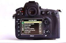 "ACMAXX 3.2"" HARD LCD SCREEN ARMOR PROTECTOR NIKON D800 D800E E VR Body Kit lens"