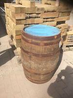 Oak whiskey barrel 40 gallon watertight keg water butt nationwide delivery