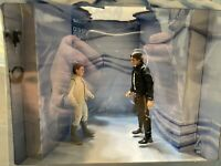 Star Wars Black Series Han Solo Leia Echo Base Hoth Exclusive MODIFIED Box